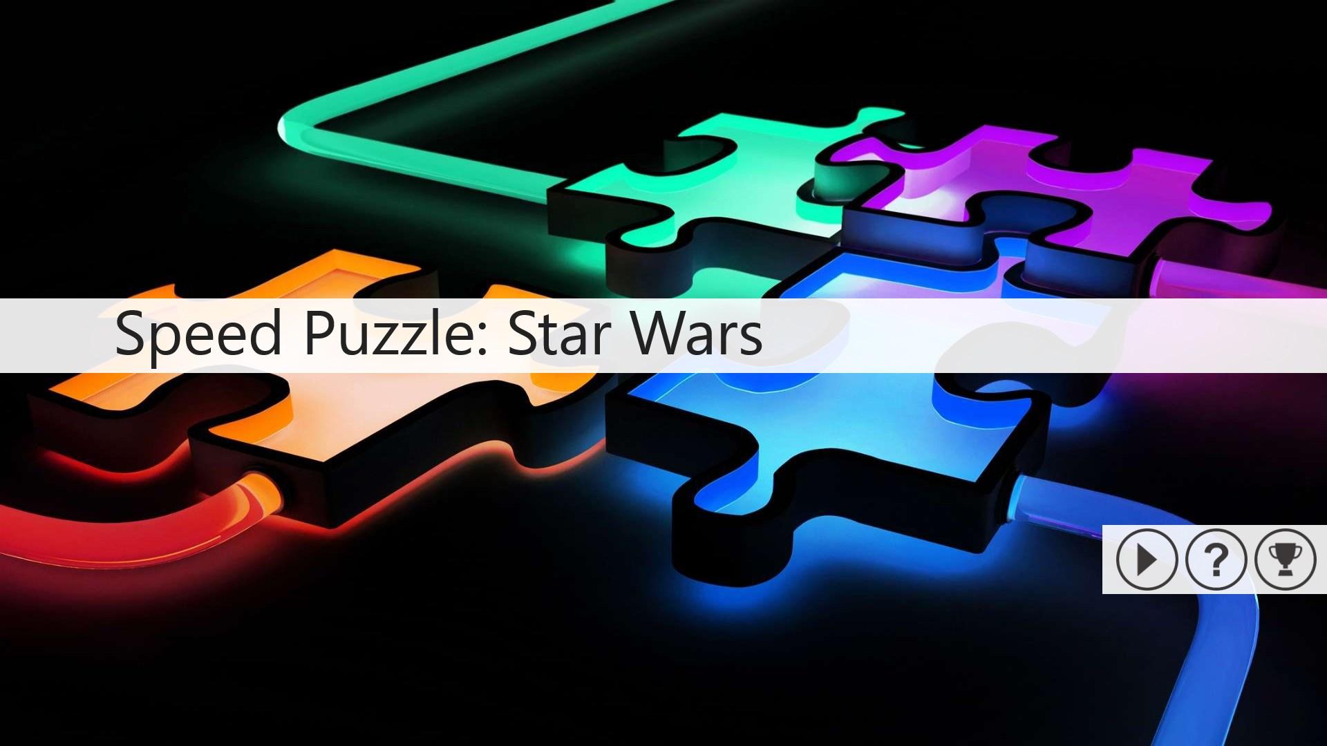 speed puzzle star wars for windows 10. Black Bedroom Furniture Sets. Home Design Ideas