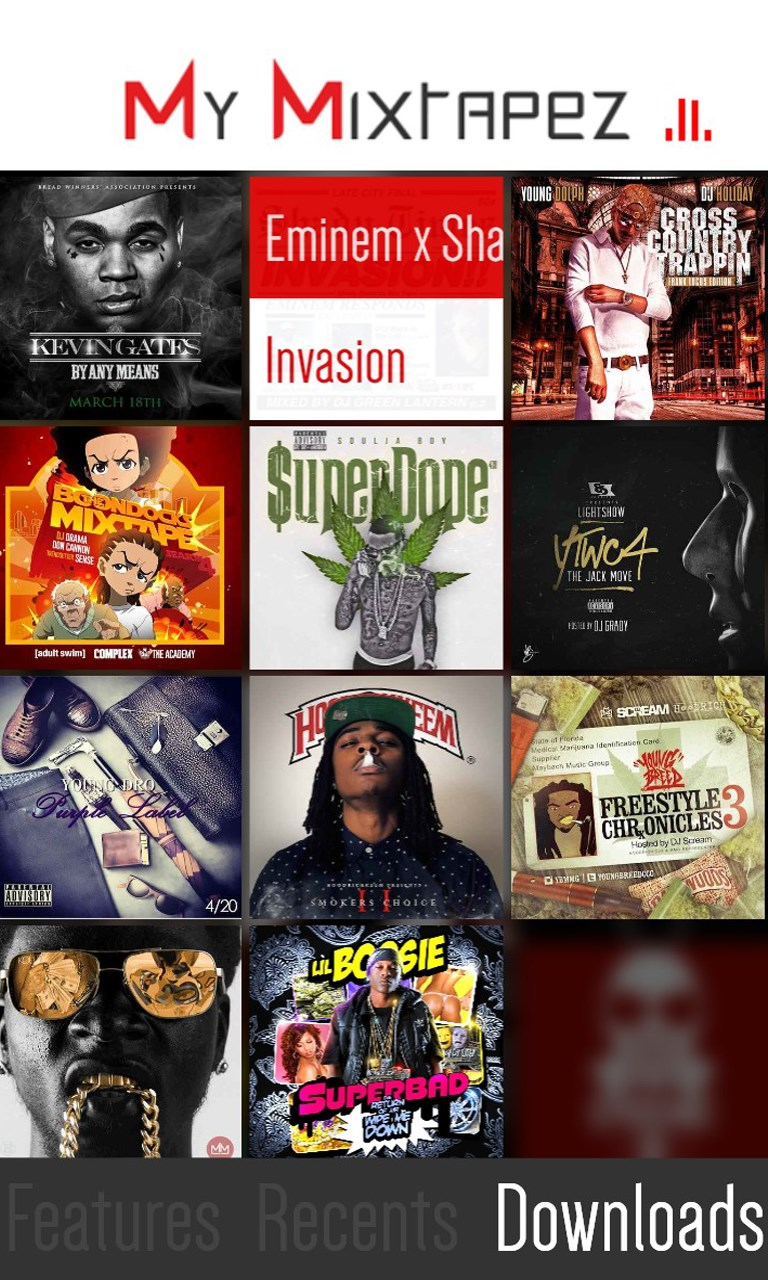 My Mixtapez