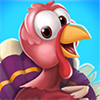 Tiny Turkey : Thanksgiving Clicker