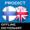 Finnish English dictionary ProDict