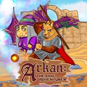 Image for Arkan: The dog adventurer