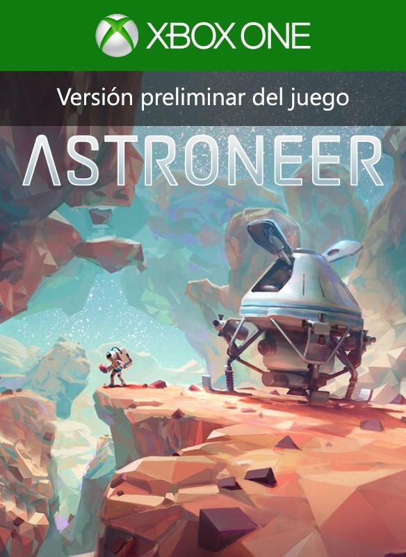 Astroneer boxshot
