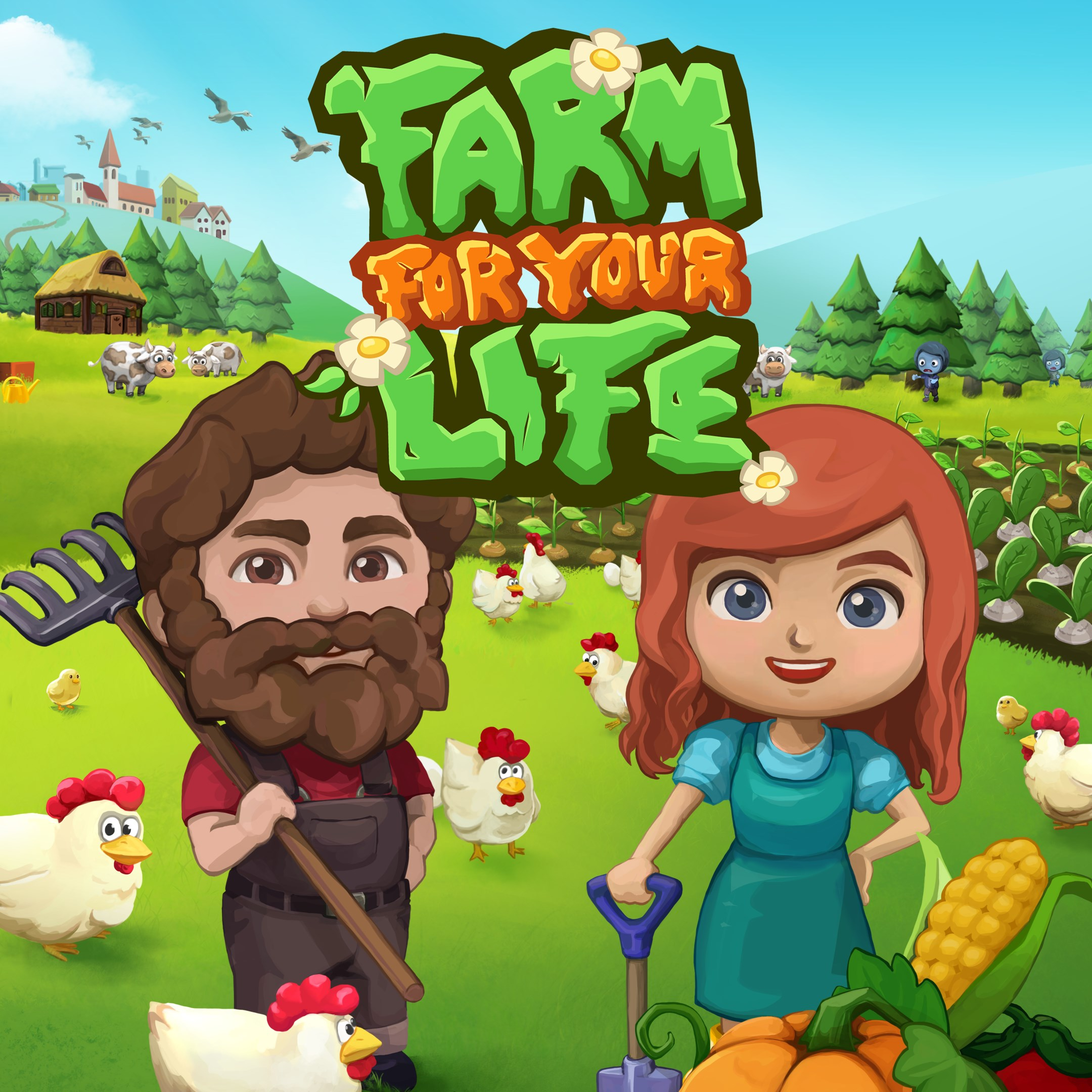 Image for Farm for your Life