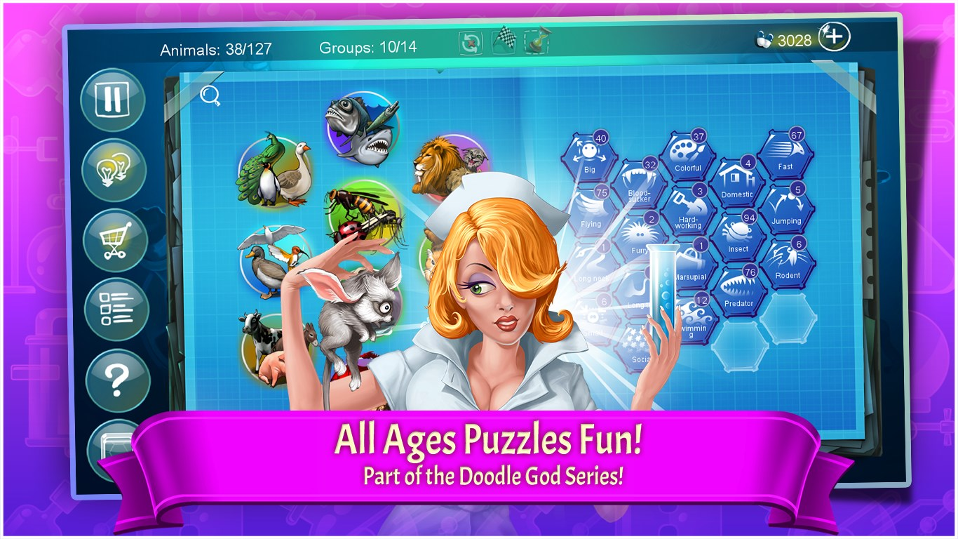 Doodle Creatures HD Free for Windows 10