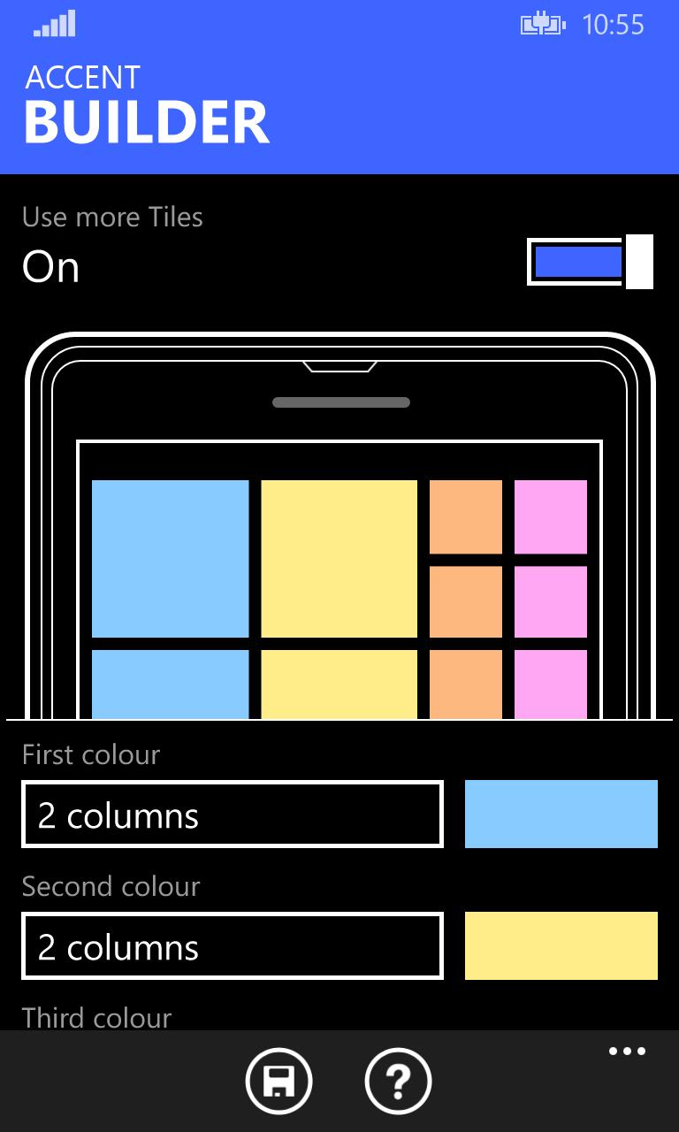 Accent builder free windows phone app market for Home builder app