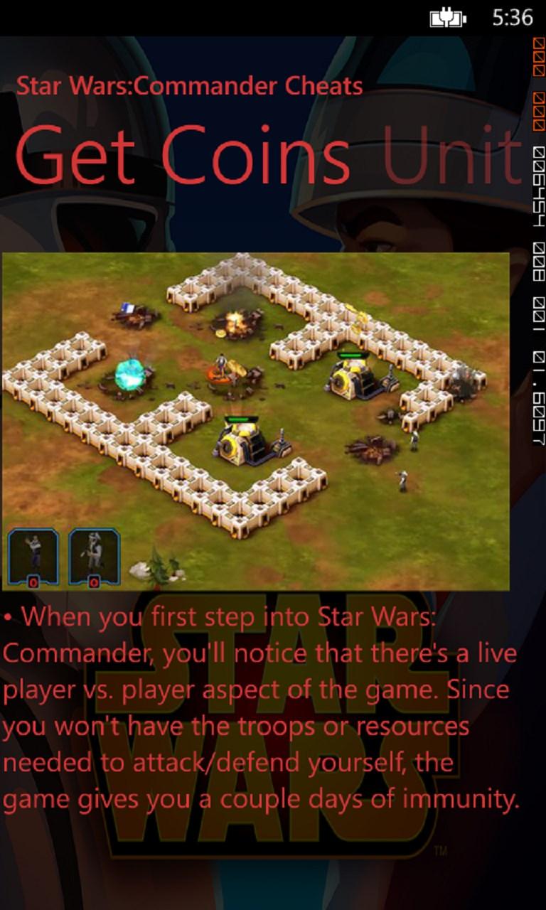 Star Wars Commander - Windows 10 - Game - YouTube