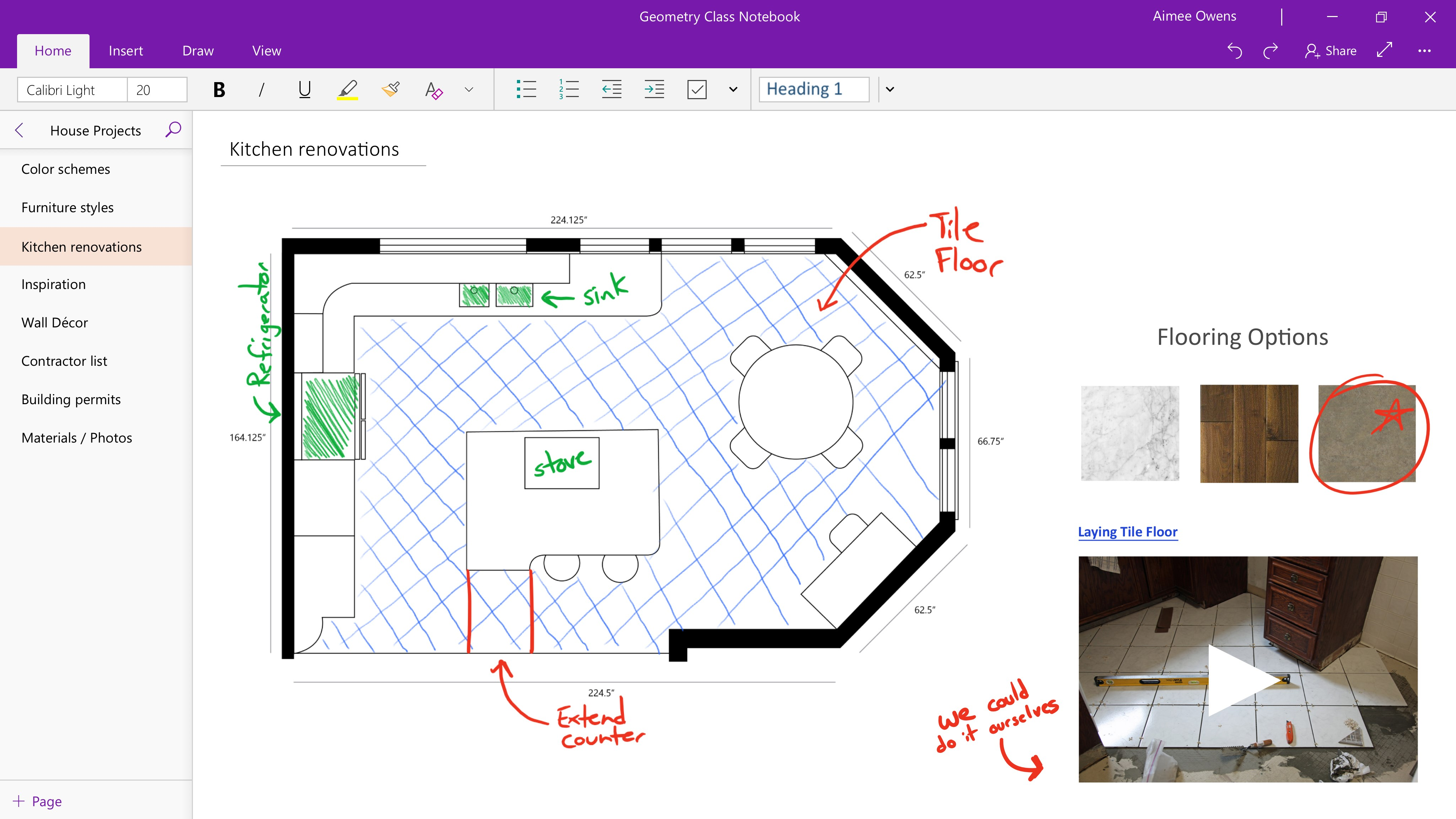 Drawing Lines In Onenote : Onenote for windows