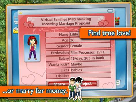 Get virtual families 2 my dream home microsoft store en za for Virtual families 2 decoration