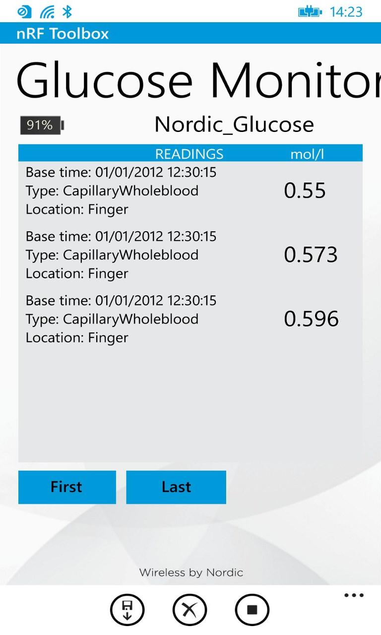 nRF Toolbox   FREE Windows Phone app market