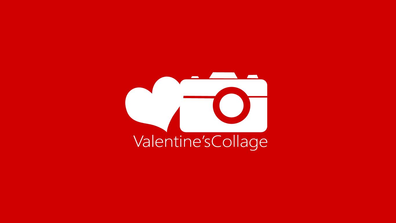 Valentine's Collage