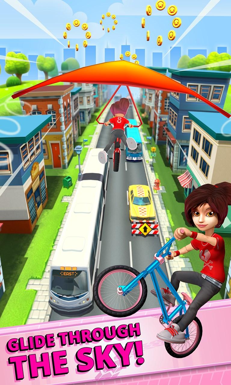 Bike Blast Run