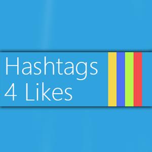 Hashtags 4 Likes