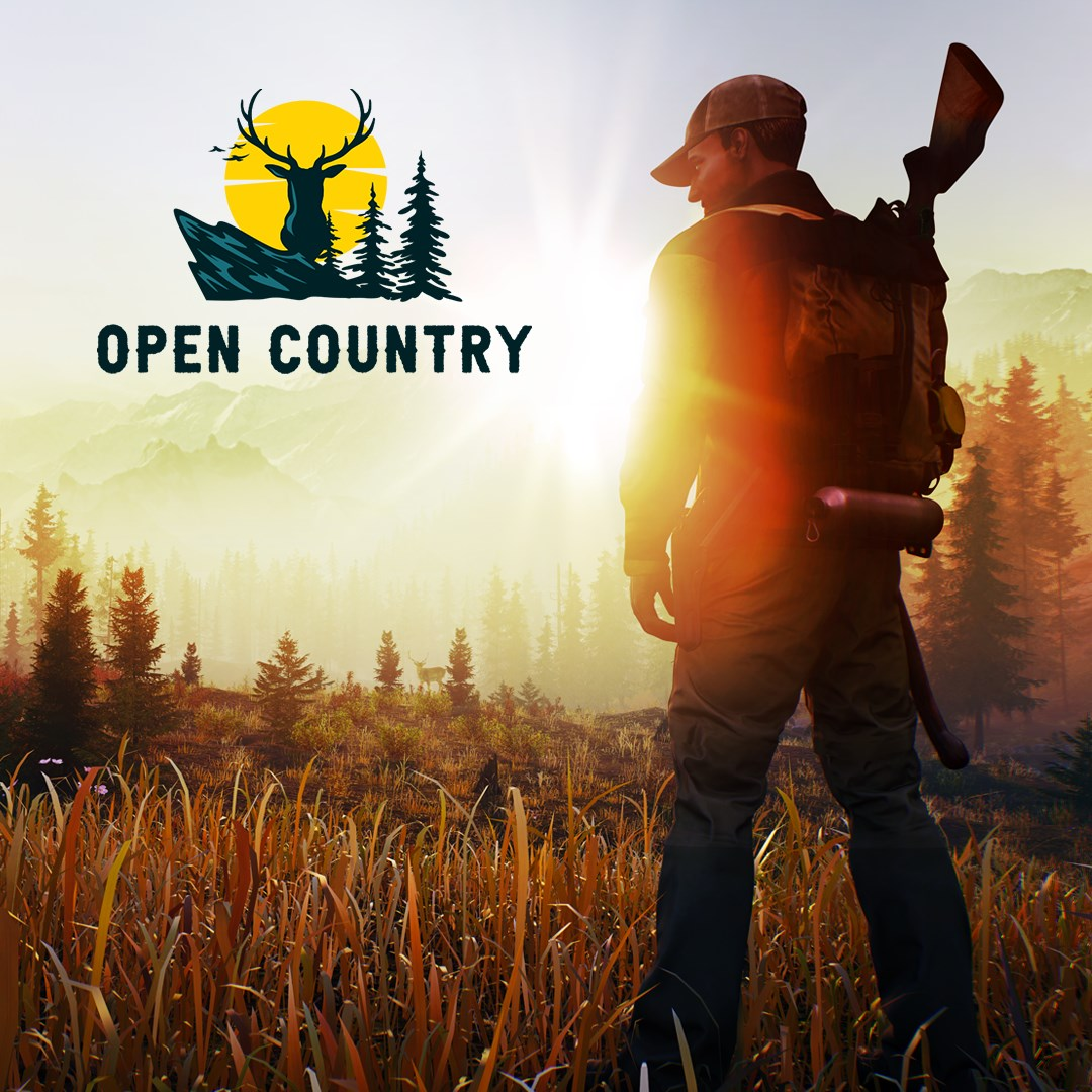Image for Open Country