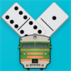 Train Dominoes Game