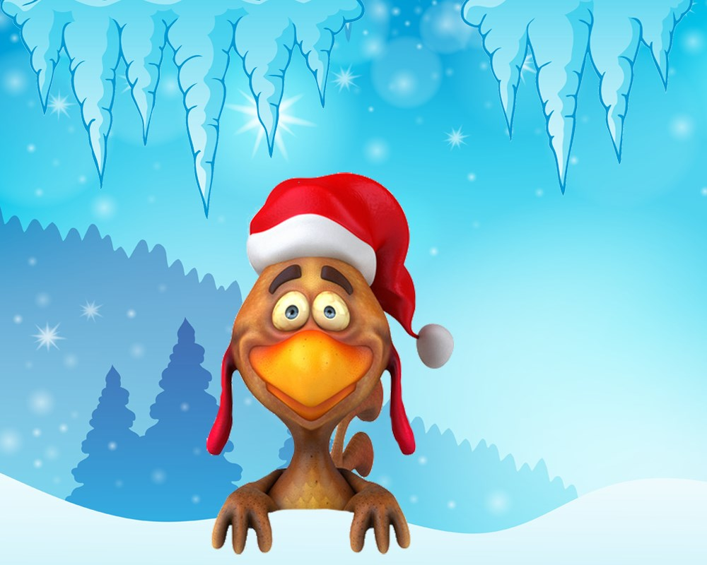 Icona di Flappy XMAS Rooster