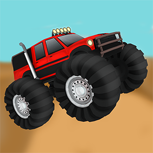 Monster Truck Extreme Dash