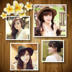 Photo Grid Frame