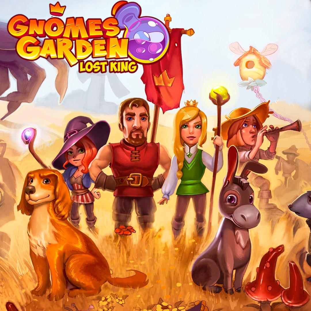Gnomes Garden: Lost King achievements