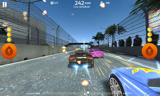 Speed Cars: Real Racer Need For Asphalt Racing 3D screenshot 7
