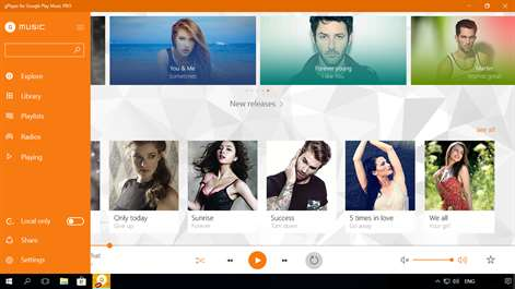 gPlayer for Google Play Music PRO Latest version 2019 Free Download