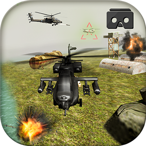 Gunship Modern War VR