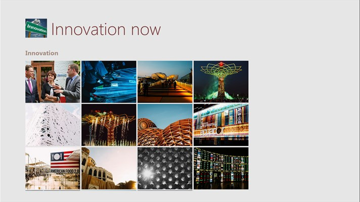 Innovation Now For Windows 10