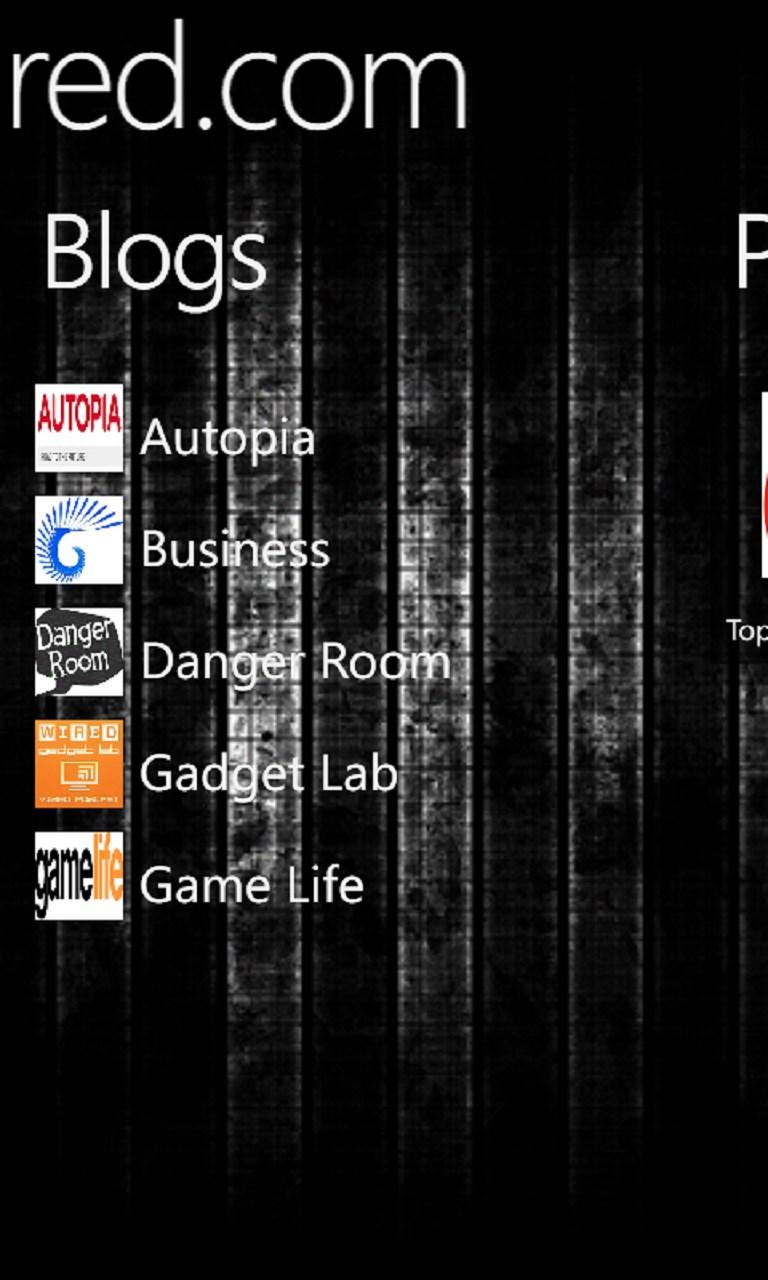 Wired.com | FREE Windows Phone app market