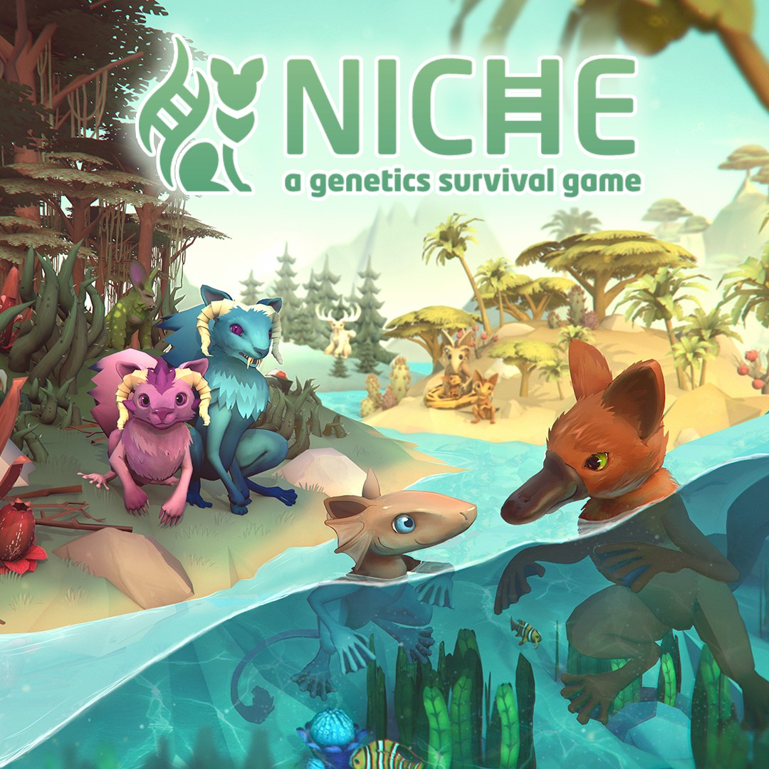Image for Niche - a genetics survival game