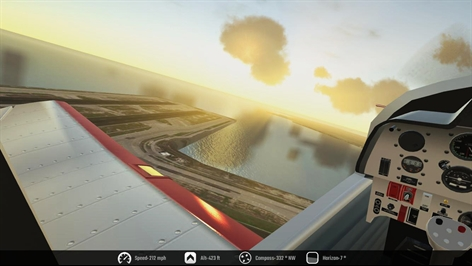 Flight Unlimited 2K16 Screenshot