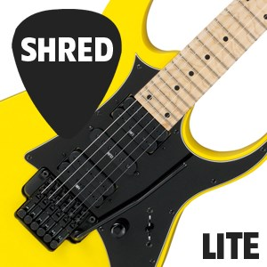 Guitar Lessons Solo Shred LITE