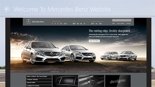 Mercedes benz app for windows 10 pc free download for Mercedes benz apps