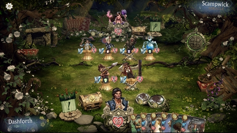 Fable Fortune (Game Preview) Screenshot