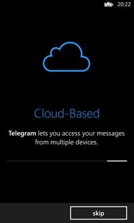 Chatogram BETA Screenshot