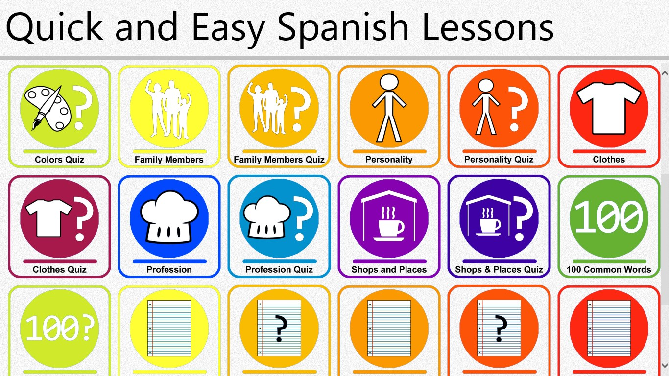 Learn Spanish: 25 Free Online Spanish Language Lessons ...