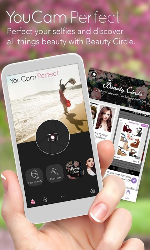 YouCam Perfect - Selfie Camera And Photo Editor   FREE