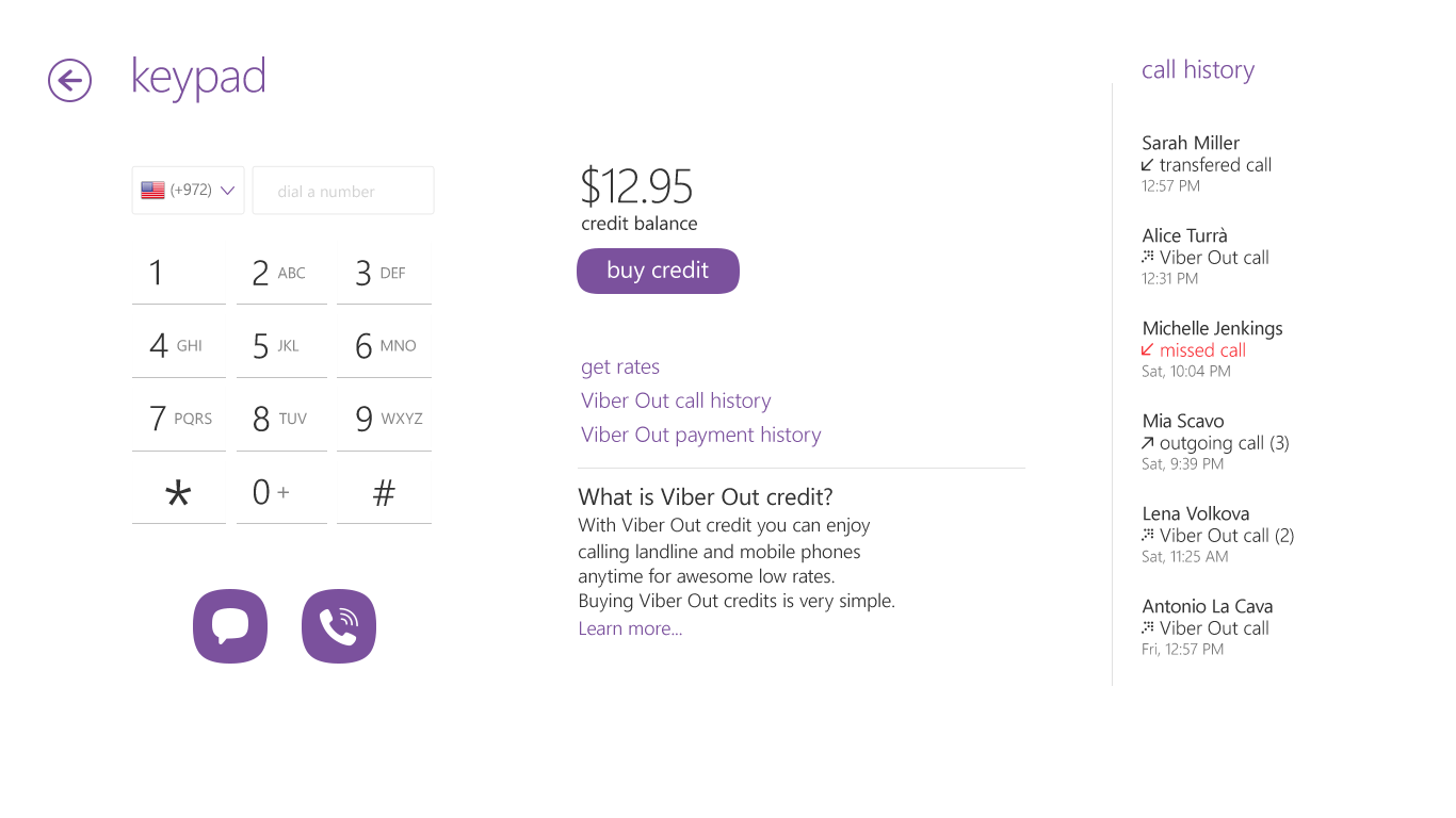 Viber - Free Phone Calls & Text