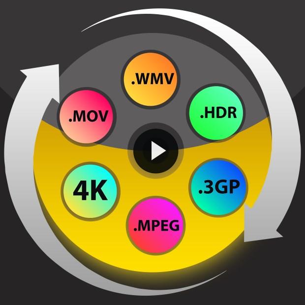 apps.26460.13774101536612891.515d7853 72ad 4aaf 83e6 9003ba015bdc - Video Converter, Compressor MP4, 3GP, MKV, MOV, AVI - All Formats Media Converter