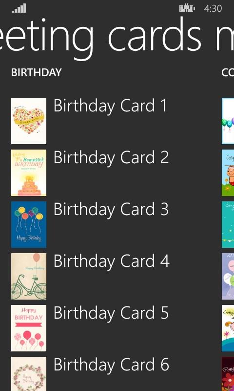 Greeting Cards Express