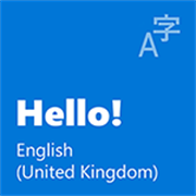 English (United Kingdom) Local Experience Pack