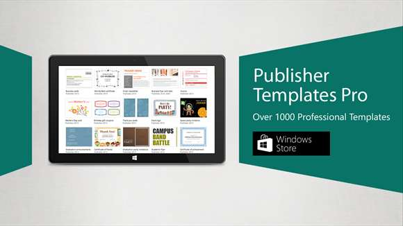 Microsoft Publisher Template Avery