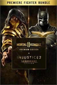 Mortal Kombat 11 PE + Injustice 2 LE Premier Fighter Xbox One Deals