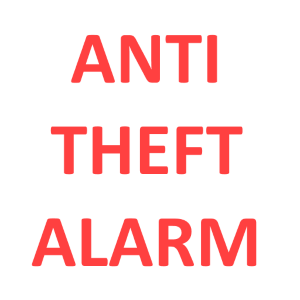 Anti Theft Alarm 2.0