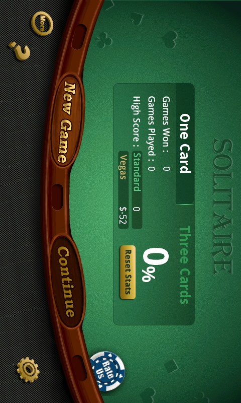 Solitaire Free!!