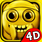 Stickman Run 4D