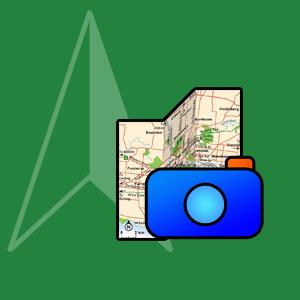 Mapsnap GPS