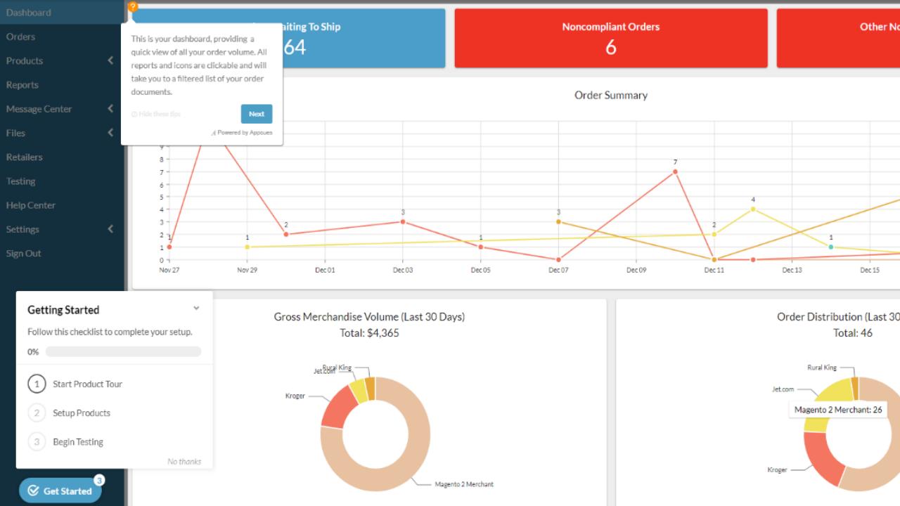 Modernize EDI and Drop Ship Automation via API