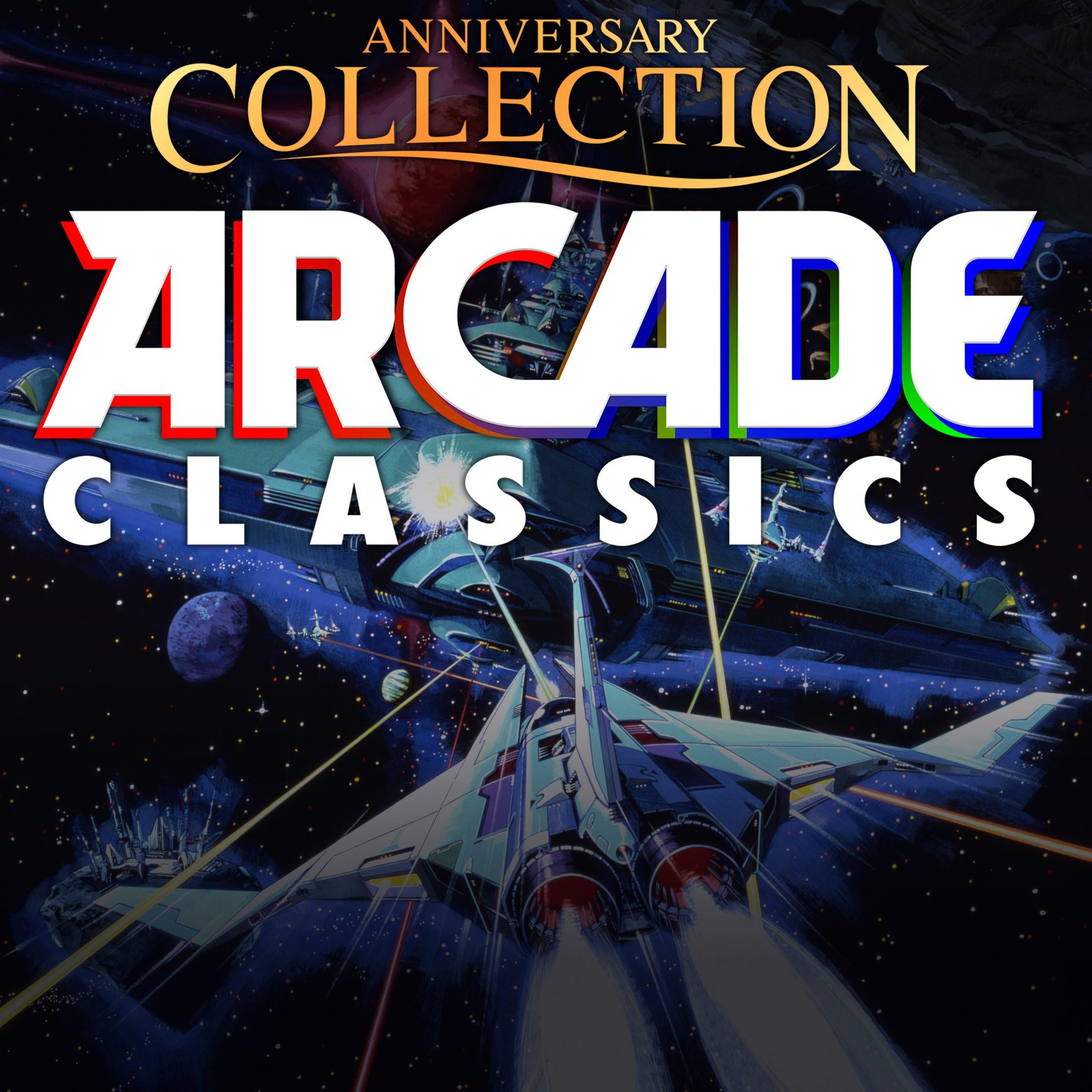 Arcade Classics Anniversary Collection achievements