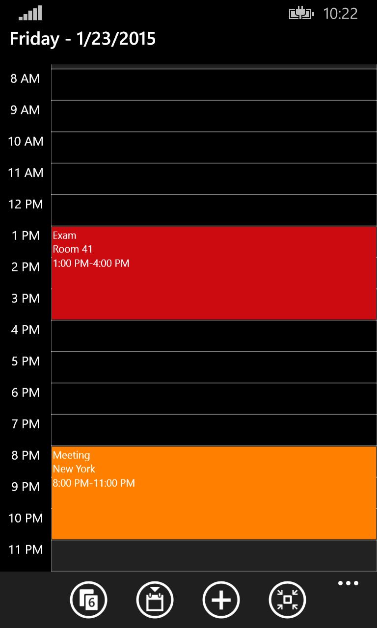 True Calendar 8