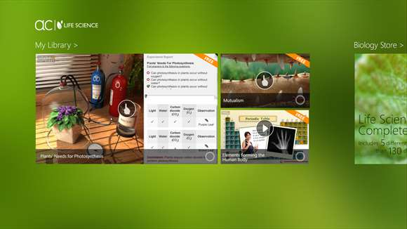 ac life science windows apps on microsoft store. Black Bedroom Furniture Sets. Home Design Ideas