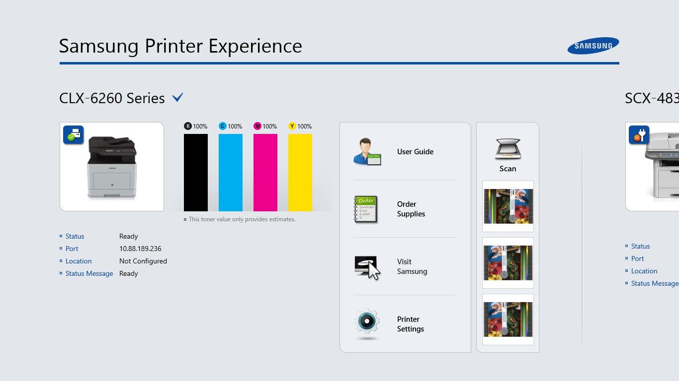 Samsung Printer Experience Free Windows Phone App Market